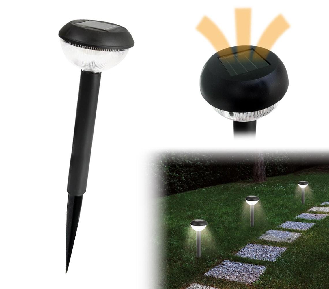 Piastrelle cucina - Lampade solari da giardino ...
