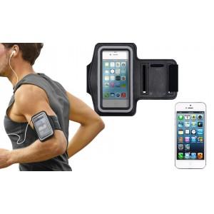 Fascia da braccio sportiva per iphone 4 4s schermo tattile