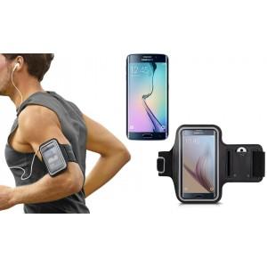 Fascia da braccio sportiva per Samsung S6 schermo tattile
