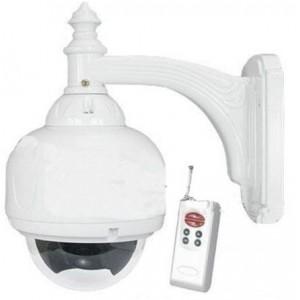 Telecamera speed dome interno ccd 1/3 6mm