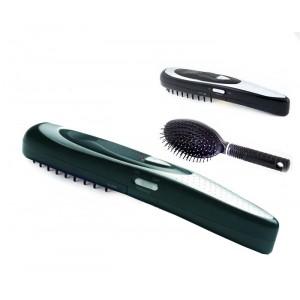 Spazzola massaggiante cuoio capelluto e kit manicure