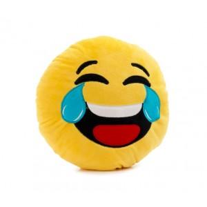 621041 Cuscino emotion risata con lacrime emoji pillow faccine idea regalo