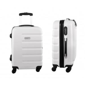 DFS8001B Trolley rigido Pierre Cardin bagaglio a mano ruote girevoli 55x40x23 cm