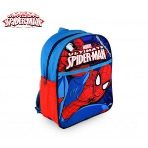 SP16105 Zaino scuola asilo elementari e tempo libero Spiderman 31x25x10 cm
