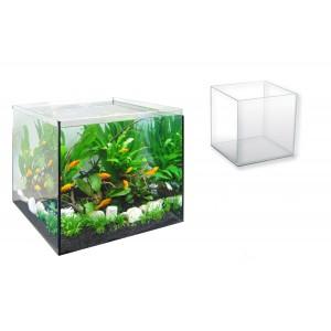 Acquario nano cubo 18,5 litri 25x25x30(h)cm
