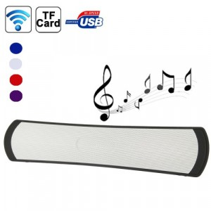 Speaker bluetooth orizzontale 6 W per dispositivi elettronici diffusore acustico per smartphone tablet pc