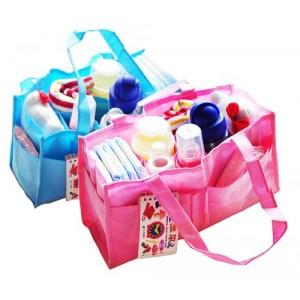 Oraganizzatore per borsa neonato mummy bag