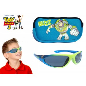 Occhiali per bambini con custodia  Bruzz personaggio Toy Story  100% protezione UV Disney