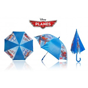 Ombrello da pioggia ideale per la scuola Minnie fondo rosso comodo leggero e di facile impugnatura Disney