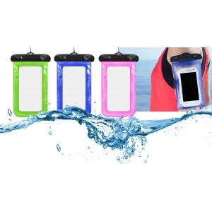 Custodia impermeabile cover smartphone universale subacquea waterproof cellulare