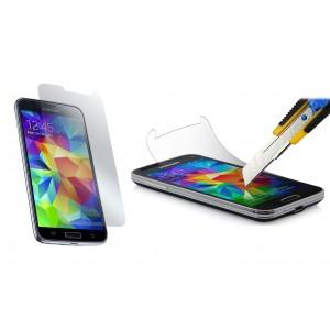 Pellicola trasparente vetro smartphone protegge schermo SAMSUNG S5 mini