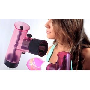 Diffusore beccuccio nuovo modello spin air da lisci a mossi in pochi secondi capelli ondulati