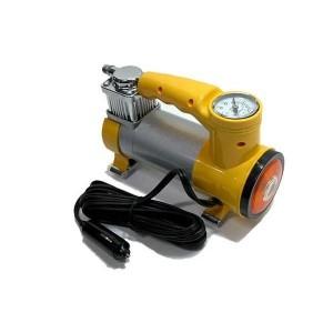 Mini compressore 12 v 150w 35 lt auto bici barche