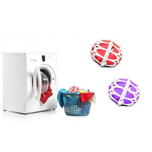 748005 Sfera 2 in 1 salva reggiseno e collant evita i danni in lavatrice protezione biancheria