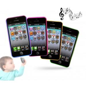 Telefonino cellulare per bambini in stile smartphone
