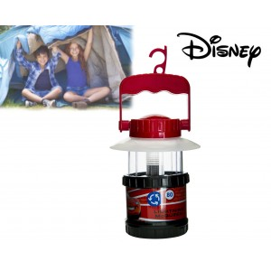 Lanterna da campeggio Cars con luce a scomparsa