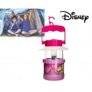 Lanterna da campeggio Principesse con luce a scomparsa