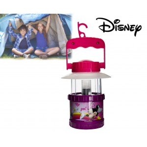 Lanterna da campeggio Minnie e Daisy con luce a scomparsa