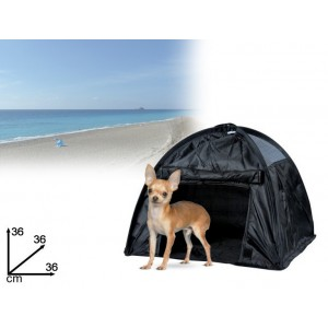 Tenda Pop Up per animali di piccola taglia 36x36x36cm