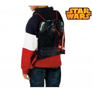 SWE7044 Zaino a sacco con chiusura a strozzo Star Wars