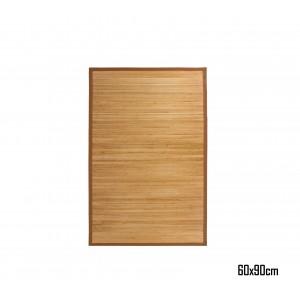 Image of 028489 Tappeto in bamboo in legno naturale 60x90cm stuoia multiuso passatoio 8001545151693