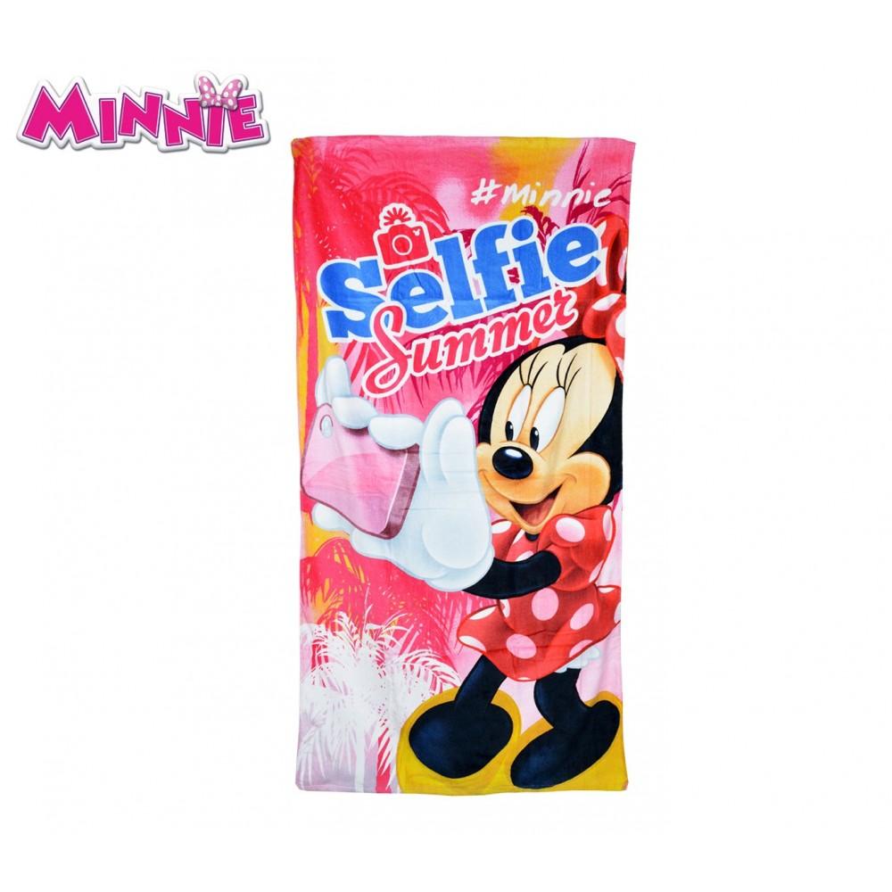 Minnie Classic Dots Telo Mare Bambina
