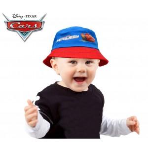 Image of 305879 Cappello Saetta Mc Queen Cars modello pescatore graficamente decorato 8014415484128