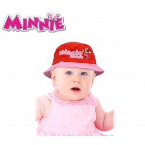 Cappello Minnie modello pescatore graficamente decorato