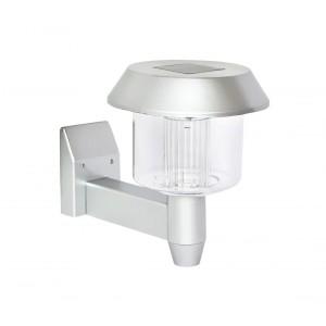 Applique per esterni lampada da parete led ad energia solare