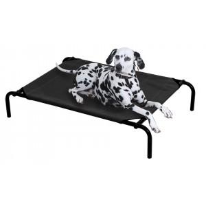Brandina per animali taglia media ideale per interno ed esterno struttura acciaio 105 x 76 x 20 cm