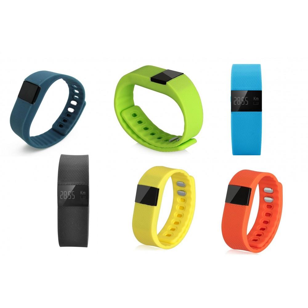 Bracciale Xioa Smartwatch contapassi contacalorie ciclo sonno veglia bluetooth