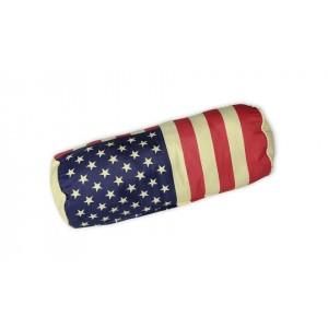 Cuscino da nuca decorativo con bandiera USA