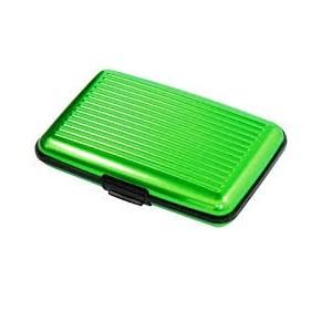 Image of Porta carte di credito aluma alluminio resistente all'acqua 8057487998353