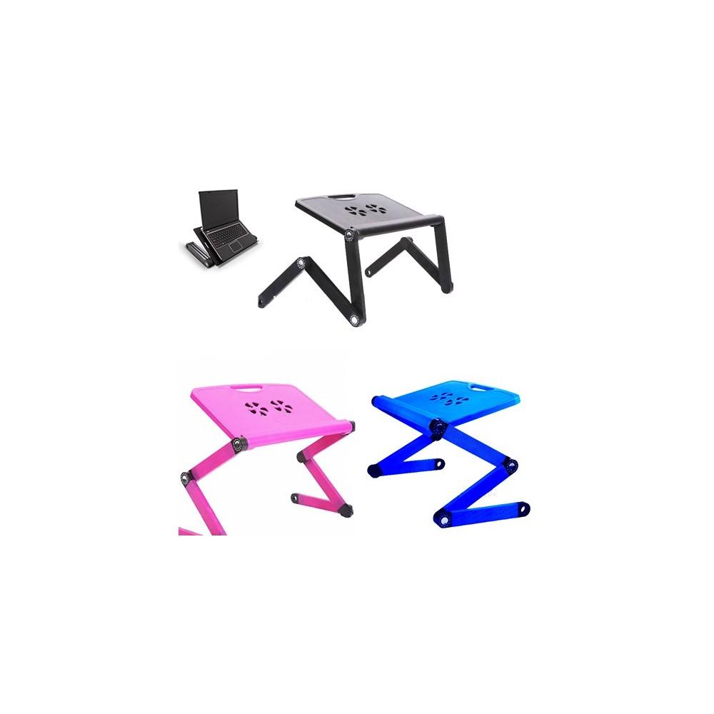 Supporto tavolino pieghevole per PC Portatile con ventola tavolo