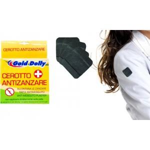 Pack 20 cerotti antizanzare repellente efficace da applicare sui vestiti