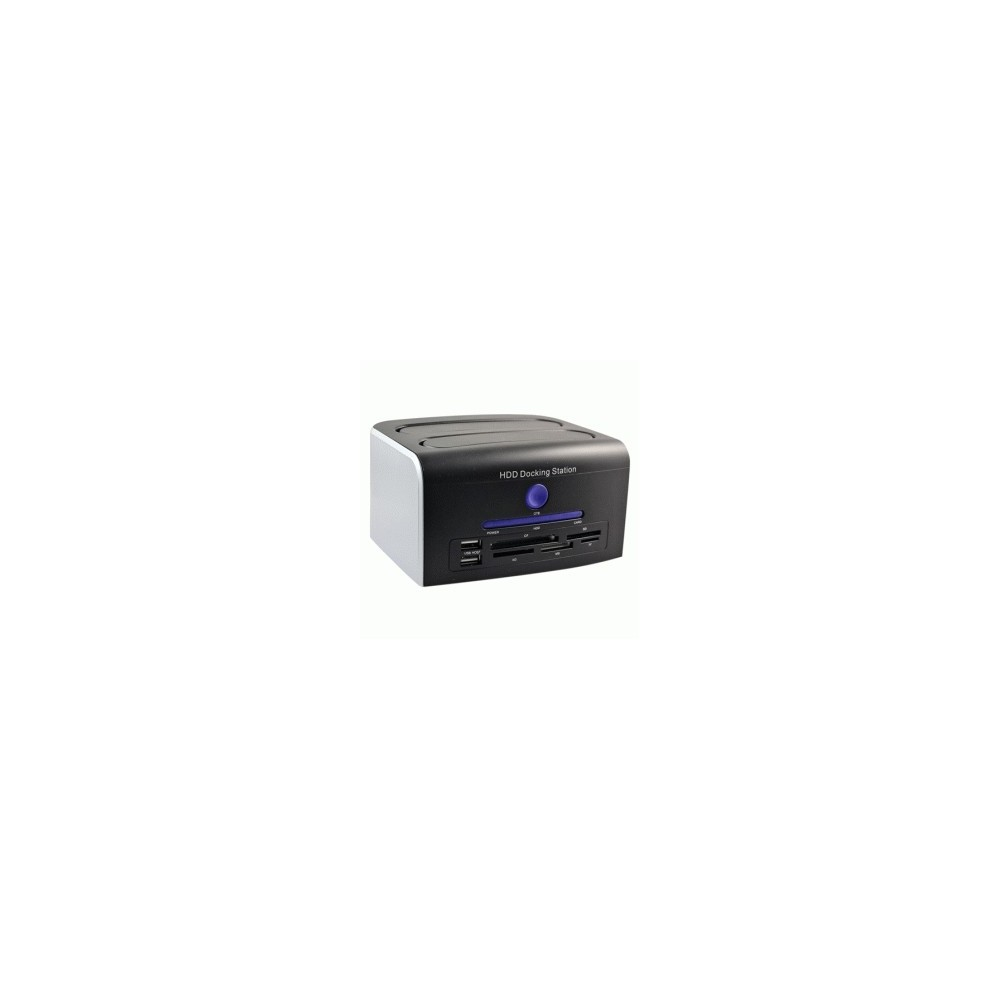 "Dock Docking Station 2.5"" 3.5"" SATA IDE USB2.0 HDD - CH-328U2IS"