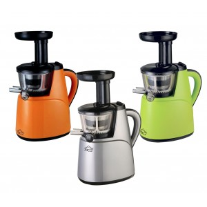 AE2130 Centrifuga a freddo DCG estrattore di succo in 3 colori slow juicer