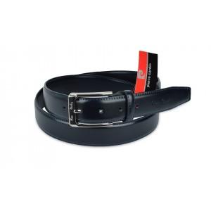 140203 Cintura regolabile uomo Pierre Cardin in vera pelle liscia vari colori