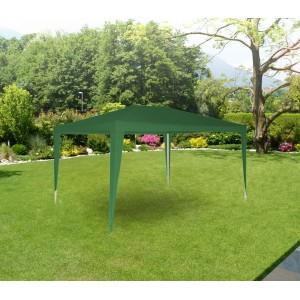 GR-DL-G7006 Gazebo da giardino in due colori 3 x 3 metri telaio in acciaio