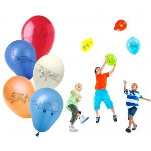 PB10066 Set 3 confezioni palloncini Planes Disney 30 pz decorazioni ballons