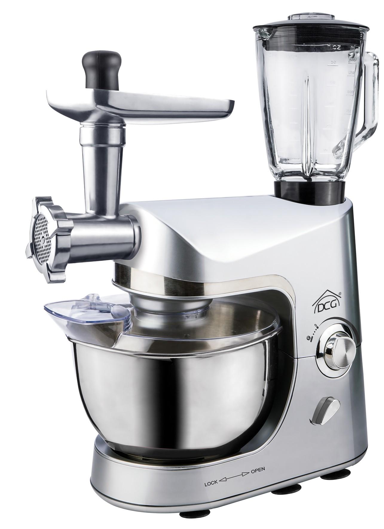 km9085 superchef dcg robot da cucina planetaria impastatrice - Robot Da Cucina Impastatrice