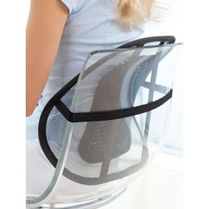 Image of Schienale ergonomico per sedie e sedile auto relax 8018956124376
