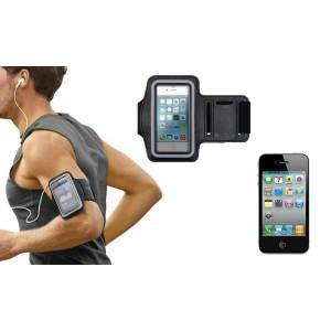 Image of Fascia da braccio sportiva compatibile Iphone 4 4s schermo tattile 8435524506516