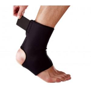 Supporto tutore fascia in neoprene per caviglia doppia chiusura DA MODIFICARE
