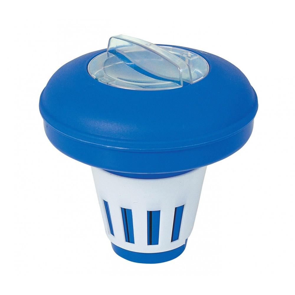58071 Dispenser cloro galleggiante Bestway per piscina fuoriterra