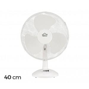 VE9040 Ventilatore DCG 3 pale oscillazione orizzontale 3 velocità diametro 40 cm