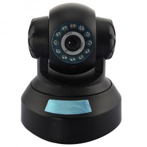 Image of Telecamera Ip 10 led camera wireless infrarosso lan rj45 webcam motorizzata wifi 8016289516325