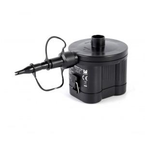 62038 Mini compressore Bestway 3 valvole 6 v a batterie gonfia e sgonfia pompa