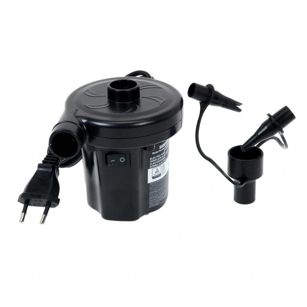 62056 Mini compressore Bestway 3 valvole elettrico 110 watt pompa