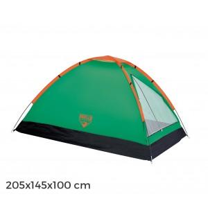 68040 Bestway Monodome tenda igloo 2 posti 205x145x100cm